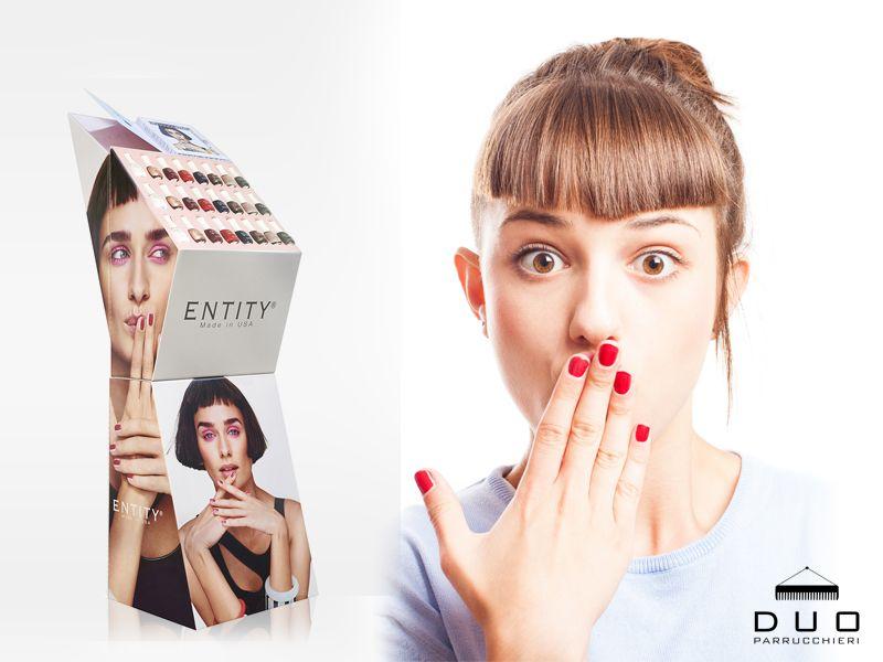 Offerta servizio smalto Entity professionale - Promozione manicure con smalto Entity