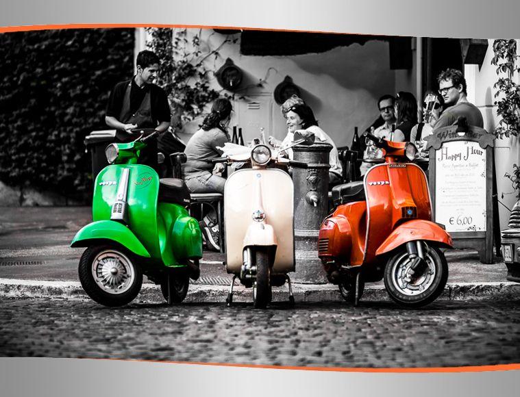 Offerta Centro Ricambi Vespa Lambretta Scooter Ugento - Nicolardi Moto