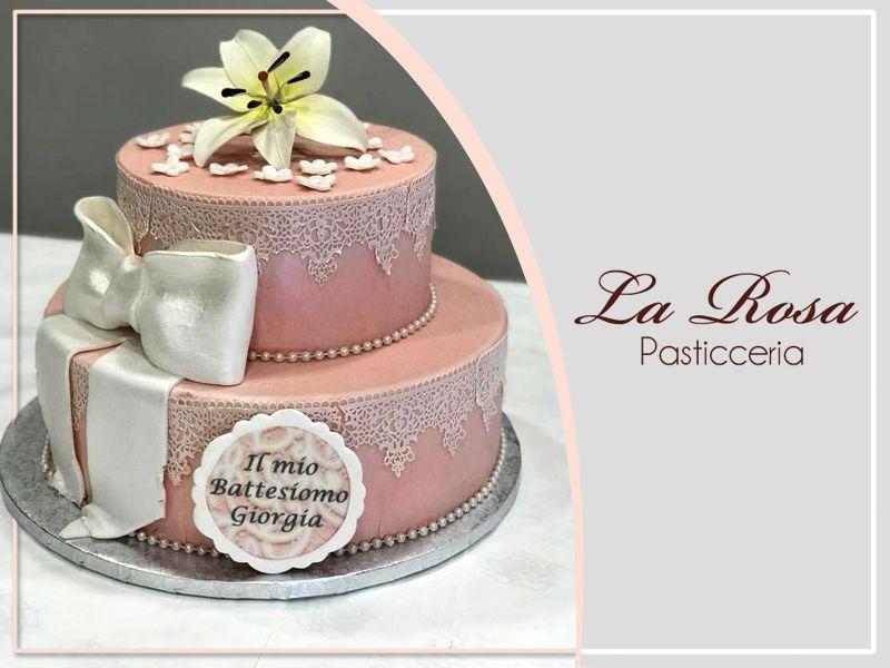 Offerta realizzazione torte di compleanno forme originali a Salerno - Pasticceria La Rosa