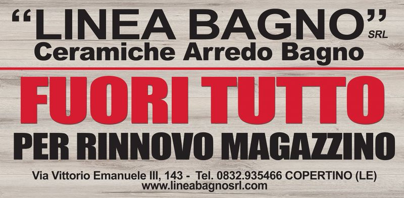OFFERTE PAVIMENTI RIVESTIMENTI ARREDO BAGNO - SANITARI - RUBINETTERIA - BOX DOCCIA