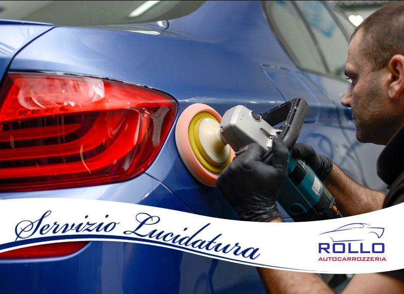 Offerta servizio lucidatura professionale a Levarano - Promozione auto splendente Leverano