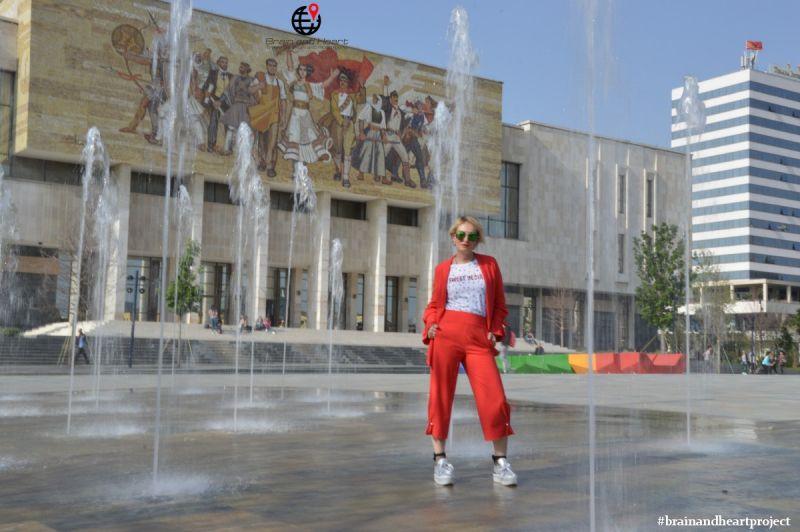 Reise Blogger in Tirana Alessia Foglia Reportage Travel Reise - Reise nach Albanien