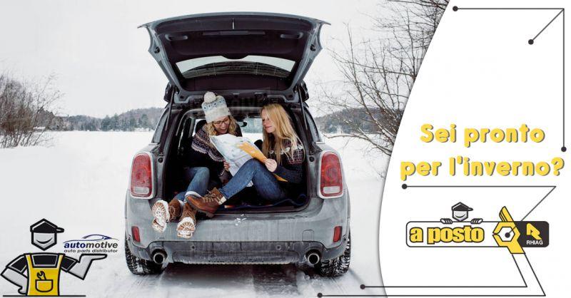 Offerta punto vendita a posto Cavallino - Promozione riparazioni per auto periodo invernale
