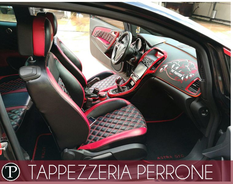 Offerta Tappezzeria Automobili Imbarcazioni Pullman a Lecce - Tappezzeria Artigianale