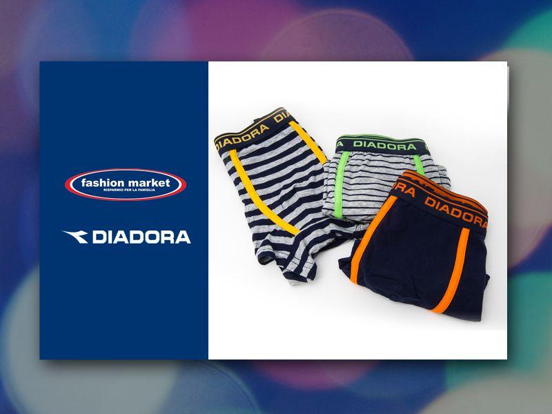 offerta boxer diadora uomo - occasione tris boxer diadora - fashion market