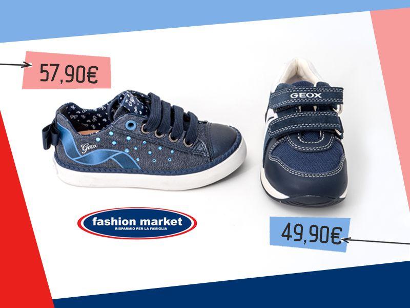 offerta Fashion Market Scarpe Da Bambino Geox - occasione calzature di qualità bambini geox