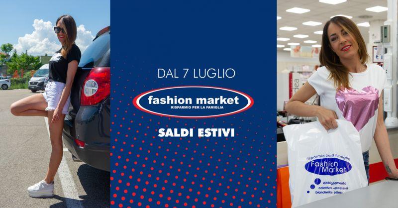 offerta abbigliamento alla moda saldi estivi 2018 Roma - occasione Fashion Market saldi estivi