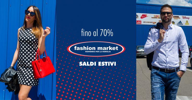 offerta sconto abbigliamento alla moda saldi 2018 Roma - occasione Fashion Market saldi sconto