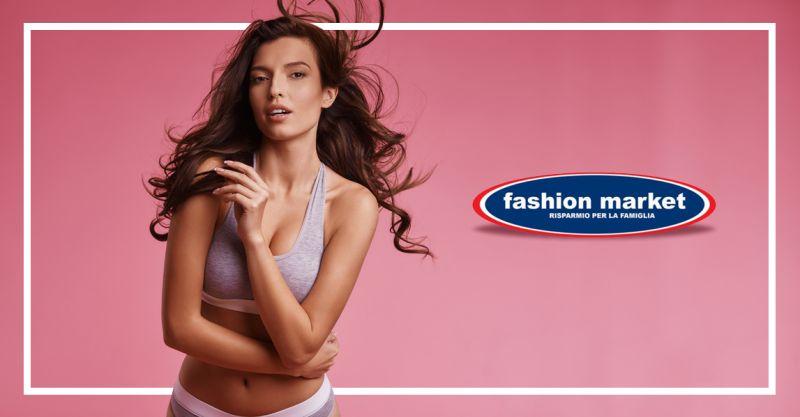 offerta intimo donna Fashion Market - occasione reggiseni body abbigliamento intimo donna