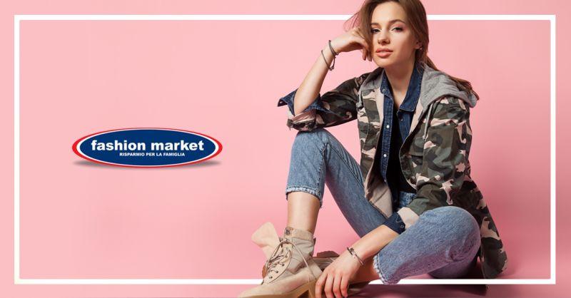 offerta Nuova Collezione abbigliamento Fashion Market - occasione vestiti Fashion Market abiti