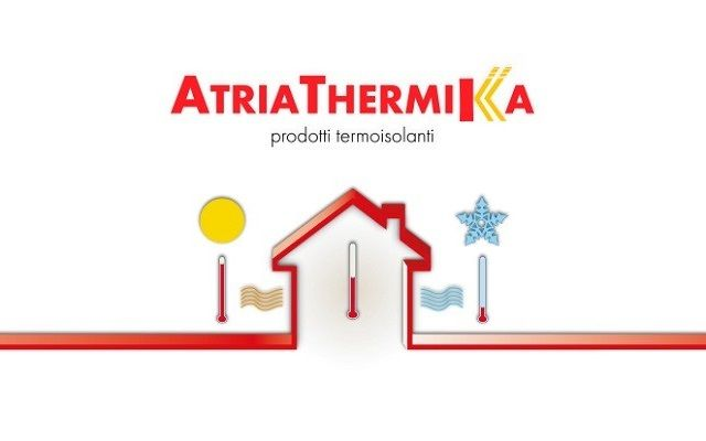 Offerta vendita ATRIATHERMIKA pittura termoisolante - Promozione pittura isolante anticondensa