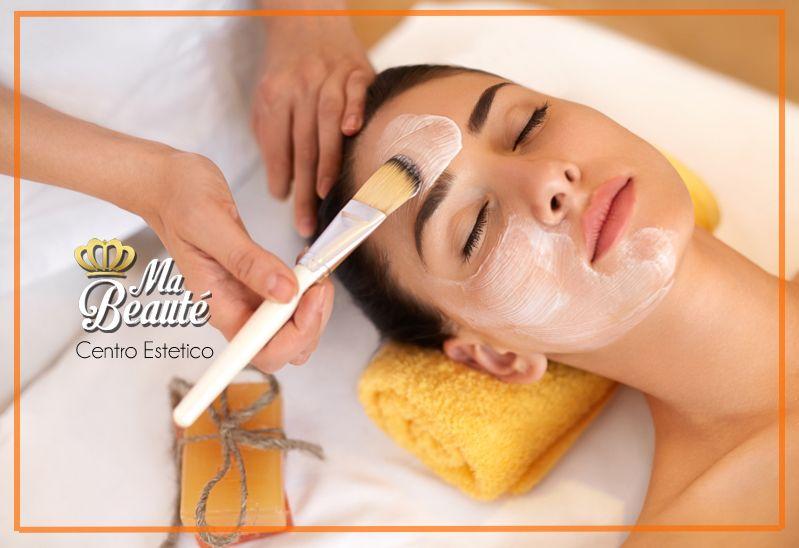Offerta trattamenti viso personalizzati  - Promozione servizi specifici per la pelle del viso