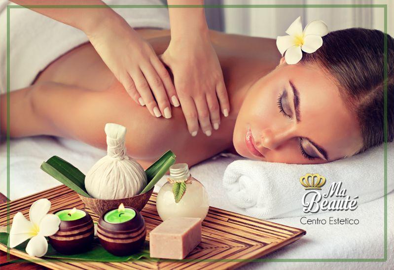 Offerta servizi massaggi personalizzati  Promozione cura del corpo a Torino
