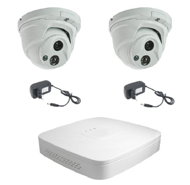 kit telecamere videosorveglianza
