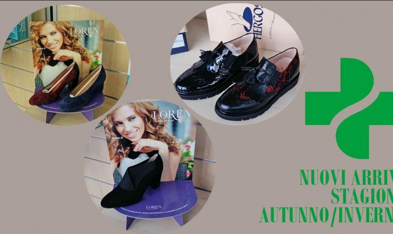 Offerta Sanitaria pugliese Bari calzature collezione stagione autunno inverno scarpe benessere