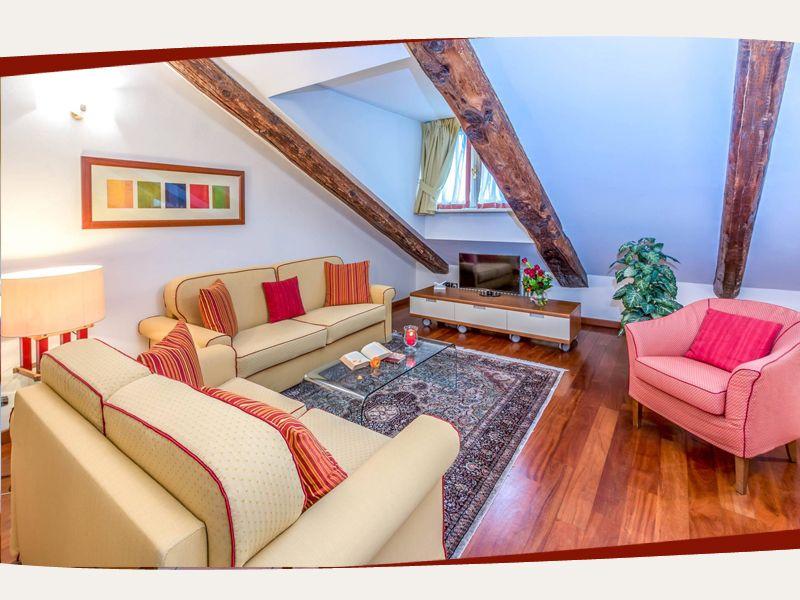 Offerta Servizi Residence Torino Vicino Stazione di Porta Nuova - Loger Confort Residence