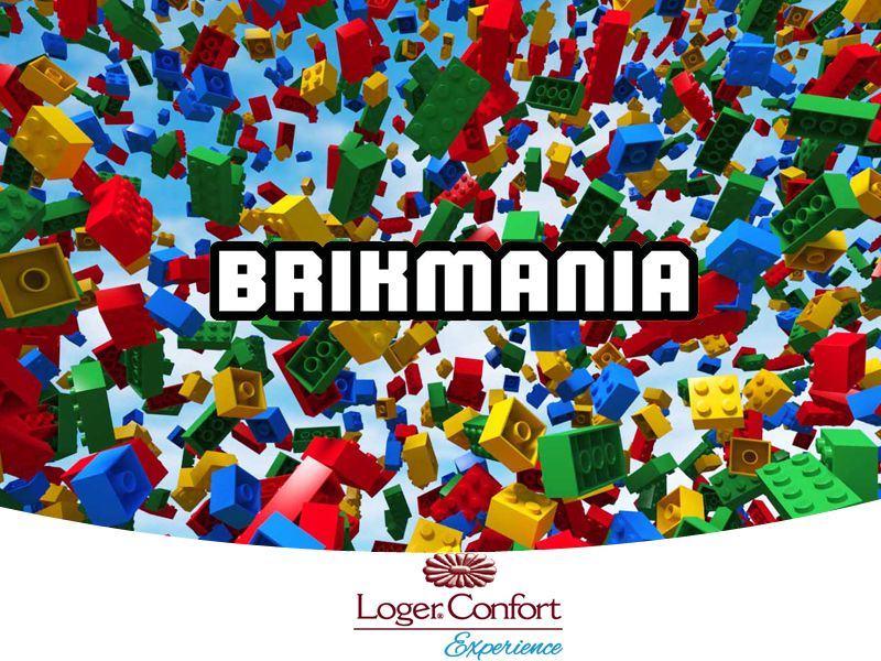 Offerta evento Brikmania a Torino in residence - Promozione pernottamento con evento Brikmania