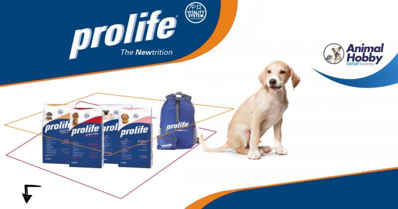 Offerta vendita e distribuzione cibo per cani Profile a Taranto - Animal Hobby