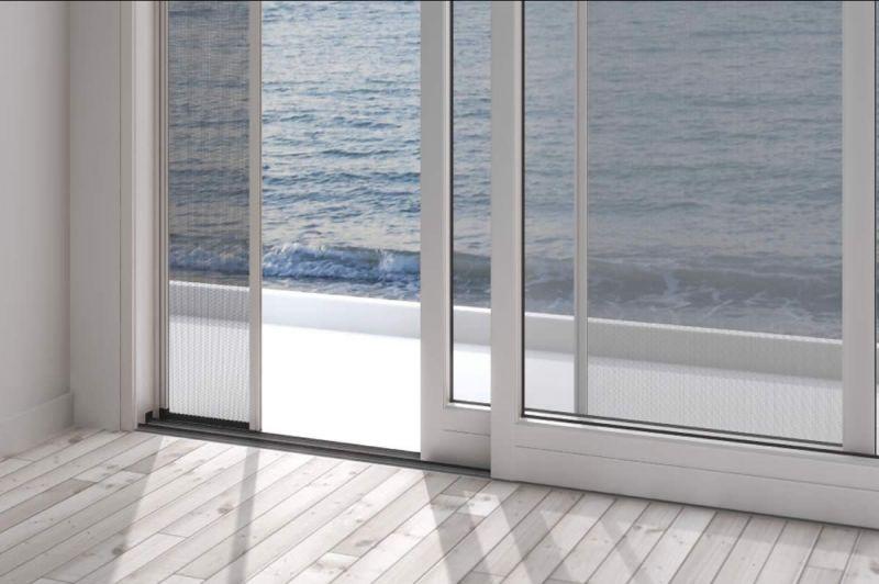 offerta zanzariere per finestre scorrevoli - occasione installazione zanzariere su misura