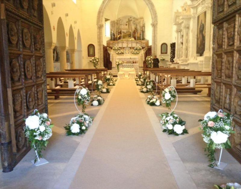 allestimenti floreali per matrimoni  vallo di diano