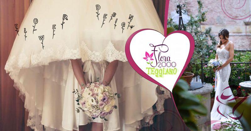 Offerta servizio flower design per eventi personalizzati a Salerno - Flora 2000
