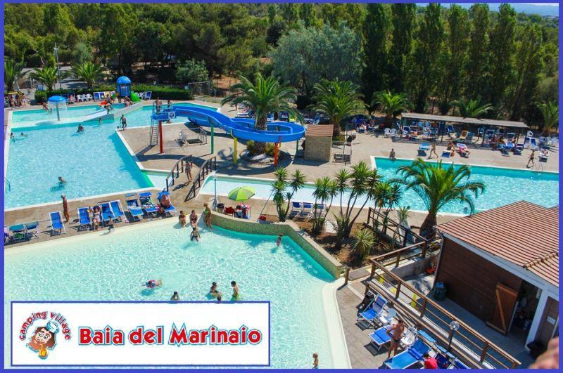 Bieten Urlaub in Toskana Spielplatz Bungalow - Camping Promotion in der Toskana