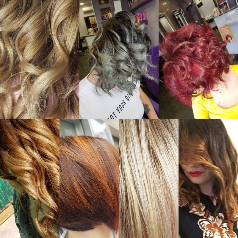 Offerta colorazione capelli - promozione tinture