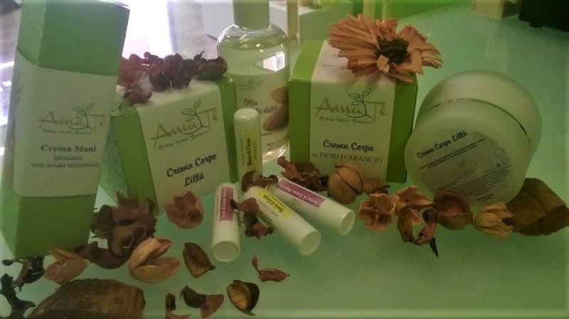 offerta Amatè Cosmetici naturali padova - occasione prodotti naturali privi sostanze tossiche