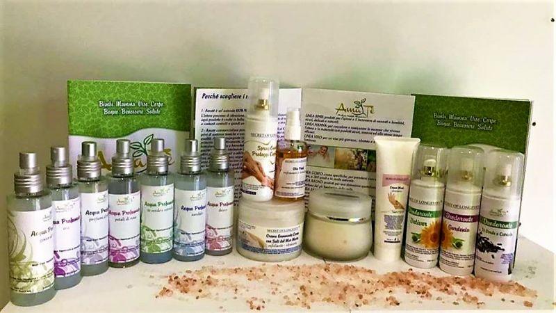 offerta prodotti naturali per bellezza salute - occasione creme naturali senza parabeni padova