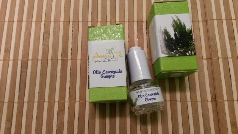 offerta  Olio essenziale Ginepro puro 100% - occasione Olio essenziale Ginepro puro 100%