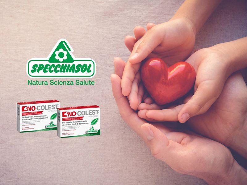 Offerta vendita confezione No-Colest Omegasol potenziata - Erborista