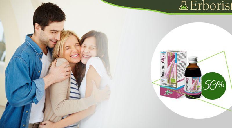 Offerta vendita sciroppo Immunomix Plus sciroppo Lecce - Erborista