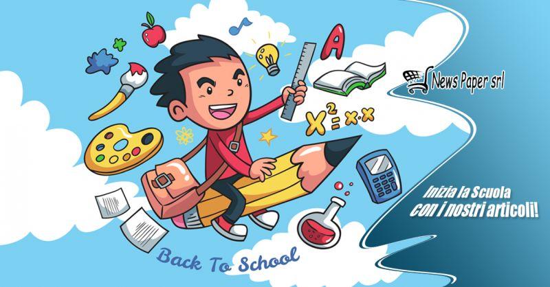Offerta Vendita prodotti per la scuola professionali a Lecce - News Paper