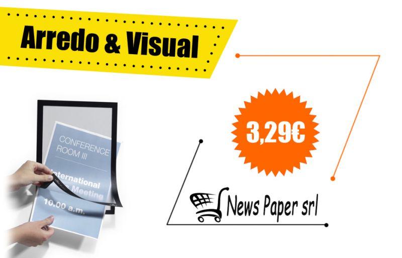 Offerta Vendita cornice Espositiva Duraframe  - Distribuzione cornice espositiva Duraframe