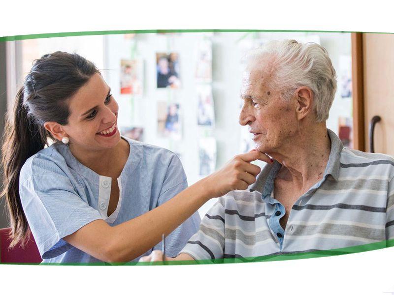 Offerta servizi assistenza domiciliare anziani - Promozione operatori sanitari assistenza