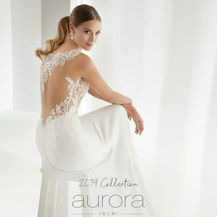 In Atelier Nicole Fashion Group: COLLEZIONE AURORA abiti da Sposa Made In Italy
