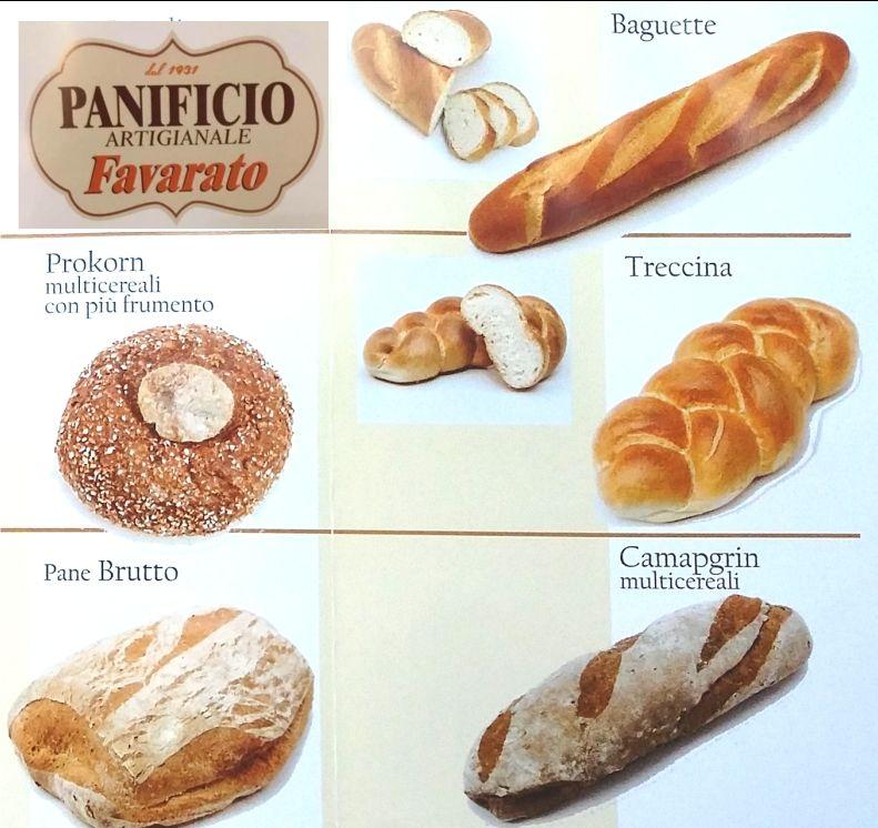 Offerta fornitura pane per ristoranti Lucca