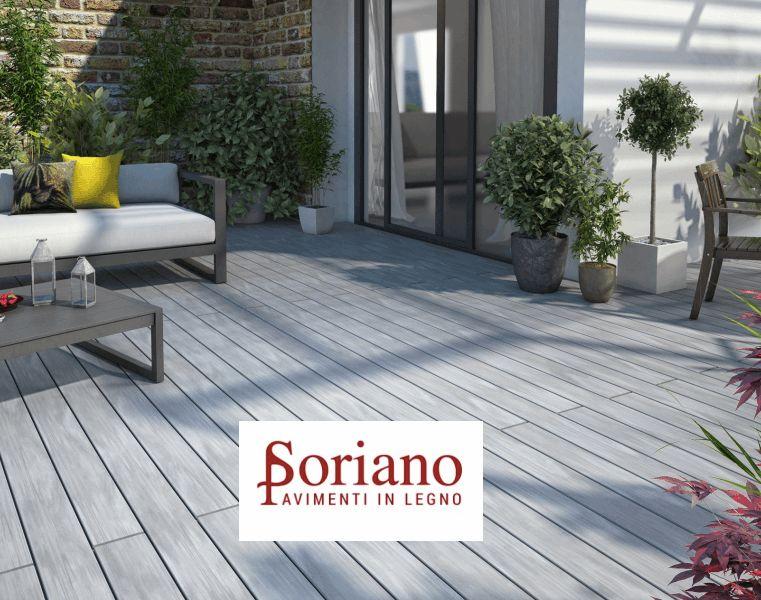 Offerta parquet per esterno-promozione pavimenti in legno per terrazzi decking