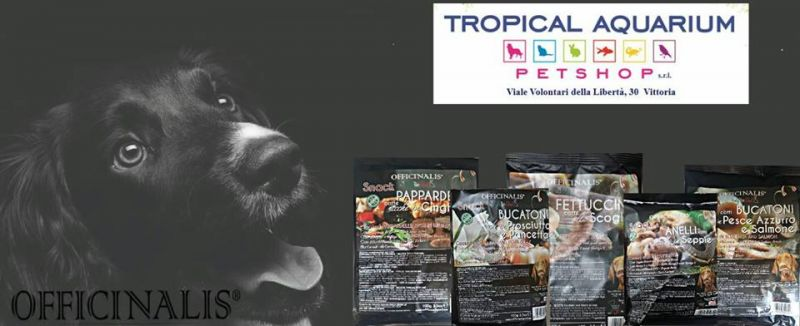Snack per cani Made in Italy da Tropical Aquarium Petshop