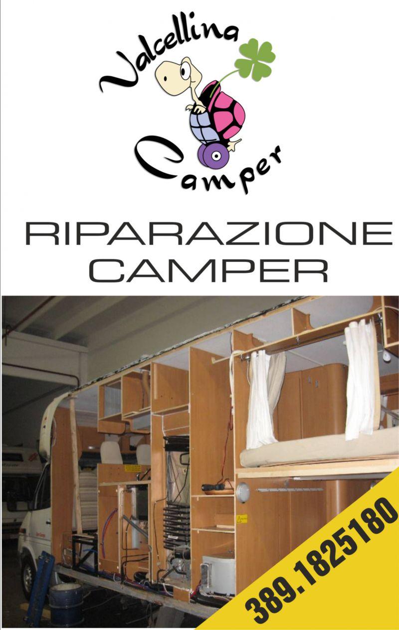 offerta riparazione camper - occasione interventi di riparazione camper