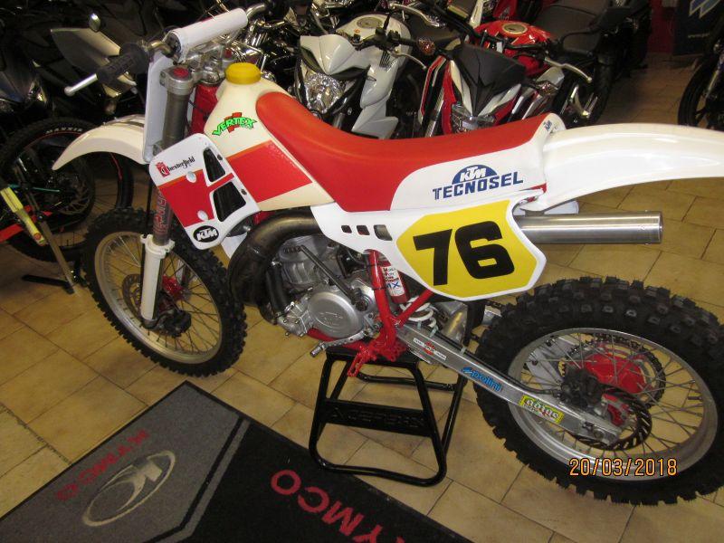 KTM 350 MX 1989