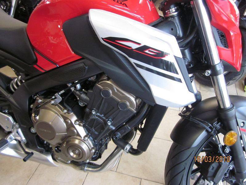 offerta honda cbf 650 rossa 2018-promozione honda cbf 650 rossa nuova
