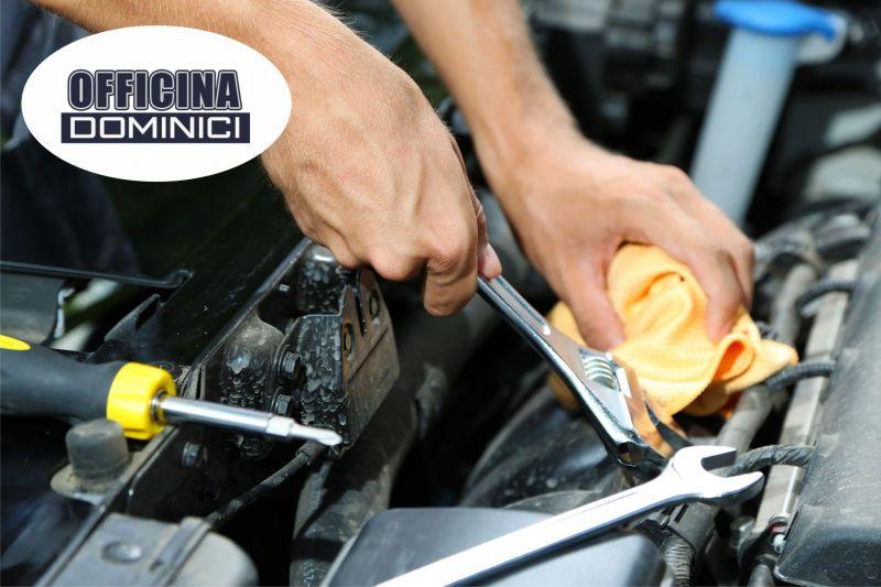 Officina Dominici - Occasione officina mobile - Offerta autoriparazioni a domicilio