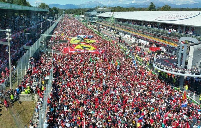 Gran premio Formula 1 Monza Hotel Rex Milano