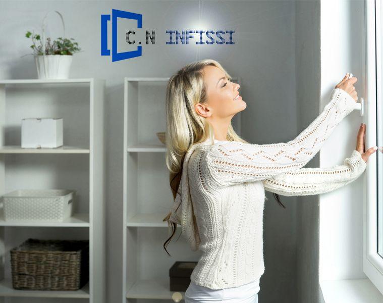 Offerta vendita infissi artigianali -Promozione distribuzione infissi metallici professionali