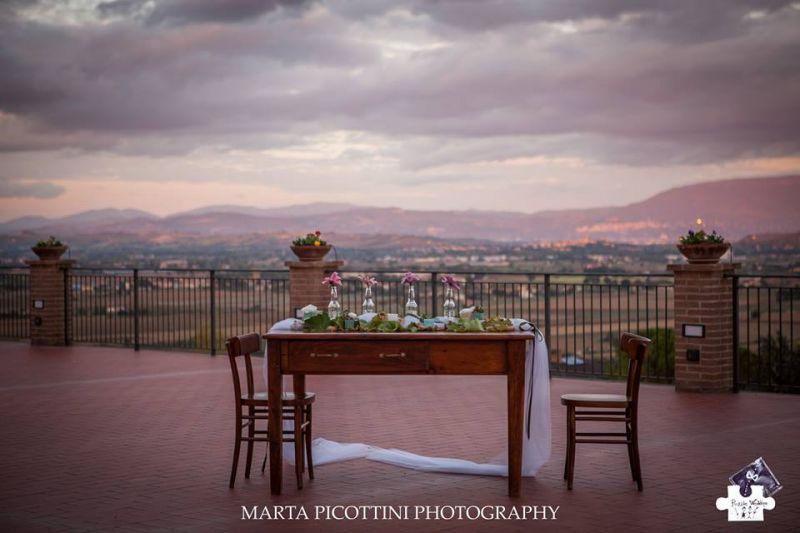 Offerta organizzazione matrimoni Todi - Puzzle Wedding