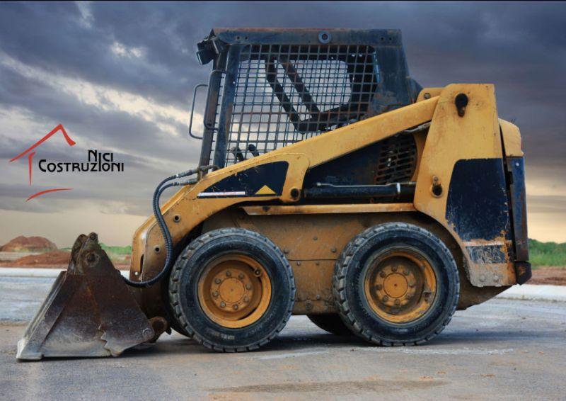 Offerta demolizioni edili e scavi-promozione opere edilizie di smaltimento