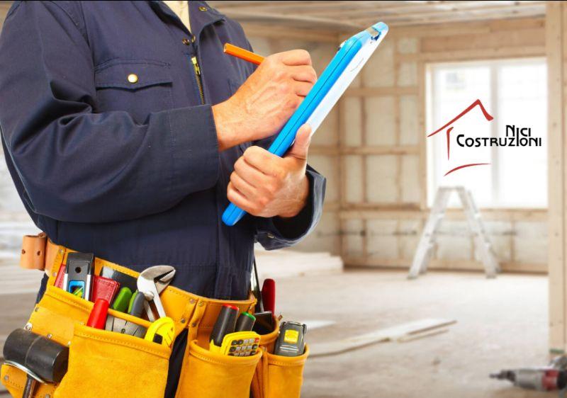 offerta costruzioni edili civili e ristrutturazioni-promozione rifacimento edifici commerciali