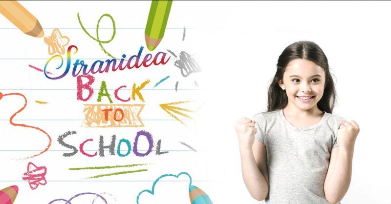 Offerta vendita articoli scolastici back to school Crispiano - Stranidea