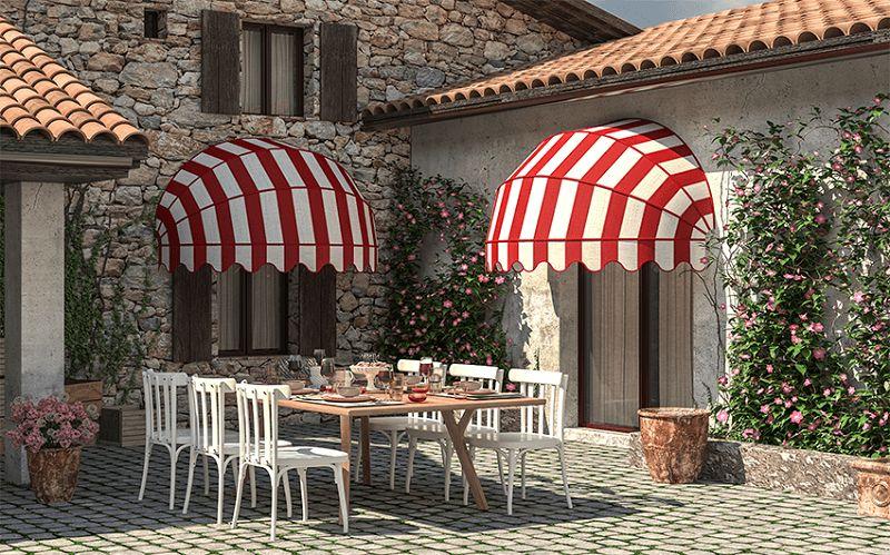 Offerta tende per gazebo pergolati - promozione realizzazione riparazione tende da sole Padova